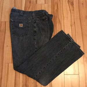 Men's Carhartt jeans 38x34